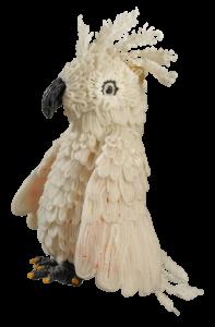 Wikki Stix White Bird