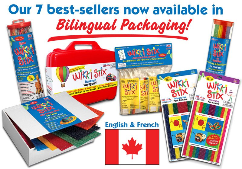 Bilingual Packages