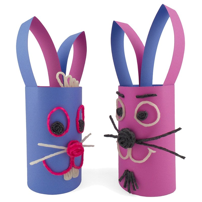 Bunny Rabbit Paper Craft