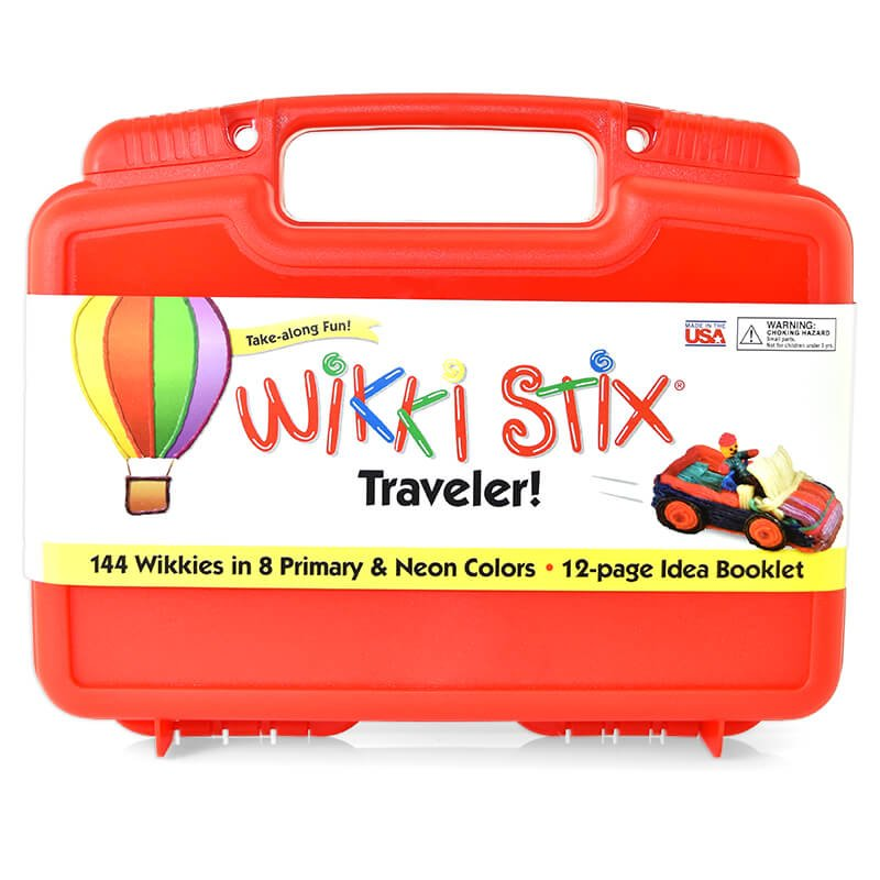 Wikki Stix Traveler for Kids