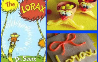 Wikki Stix celebrates Read Across America Day with a special Lorax craft for kids!