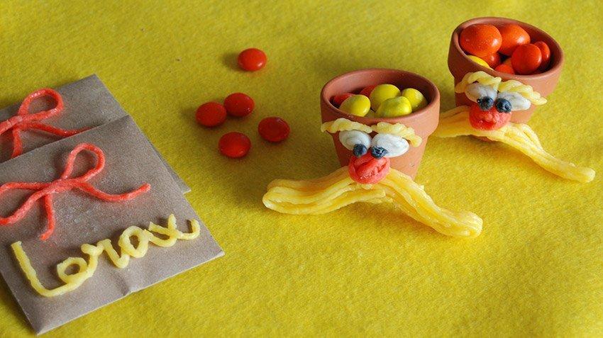 Wikki Stix Lorax Craft for Kids!