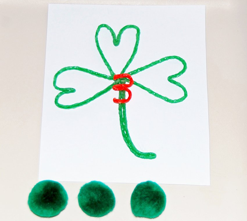 St Patrick S Day Crafts Activities For Young Kids Wikki Stix