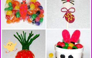 Wikki Stix Easter Crafts for Kids