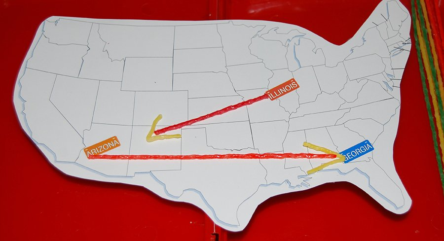 Wikki Stix Map