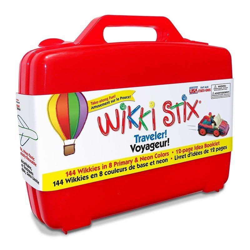 Wikki Stix Traveler - Bilingual
