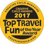 Creative Child Top Travel Award