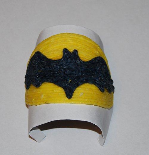 Father's Day Superhero Cuff Craft