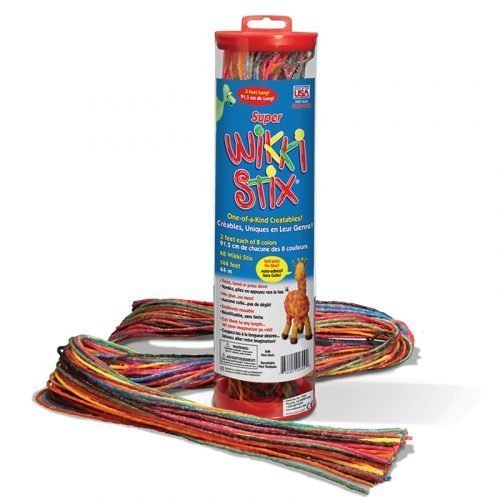 Bilingual Super Wikki Stix