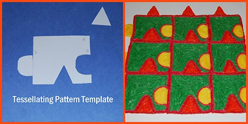 STEAM Tessellation Template