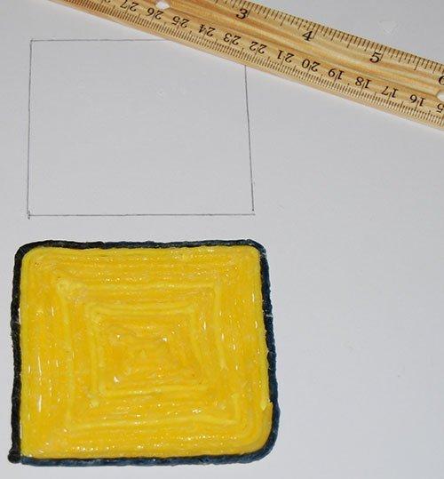 WS Mondrian Cube Construction