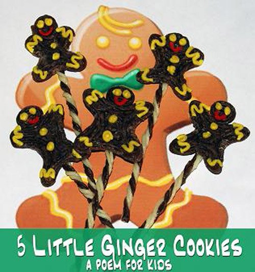 5-Little-Ginger-Cookies-an-Original-Fingerplay