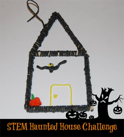STEM Education For Kids: Haunted House Engineering