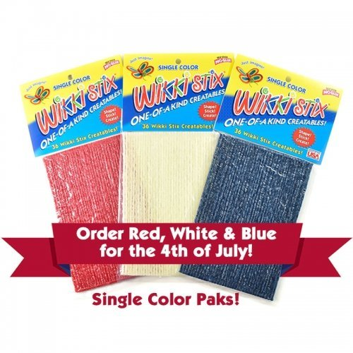 Single Color Paks for the 4th of July!