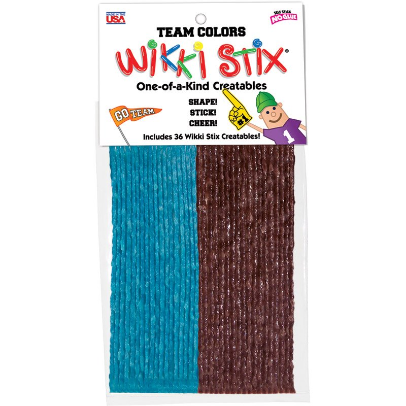 Team Colors: Light Blue and Brown