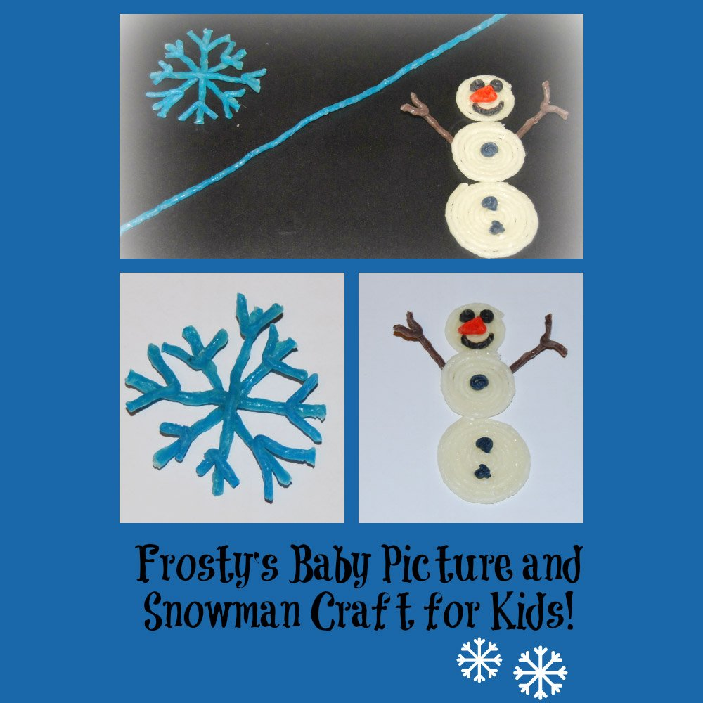 Winter Craft Ideas Wikki Stix