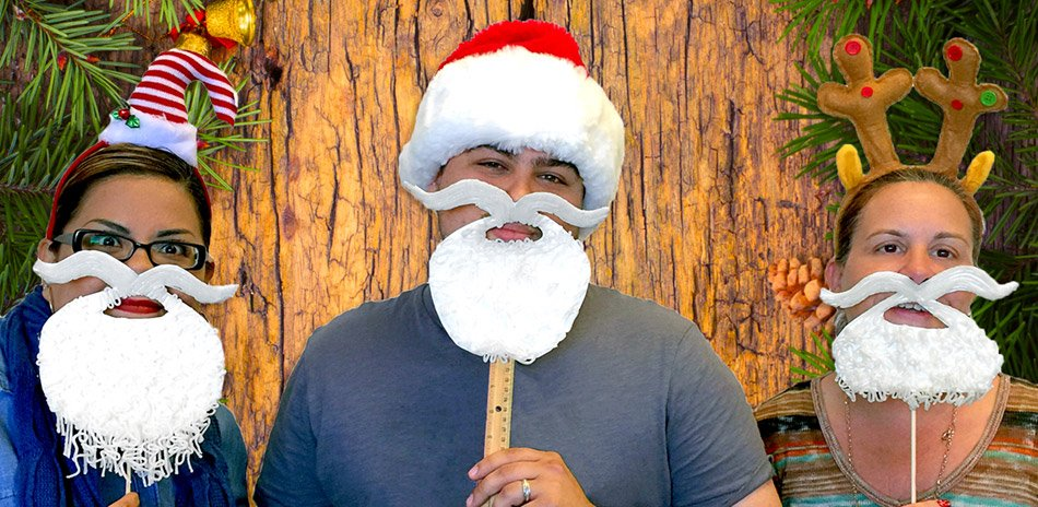 Santa's Beard Activity: Group