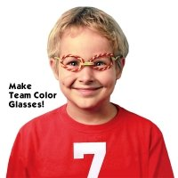 Make Team Color Glasses