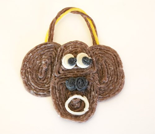 Year of the Monkey Craft for Kids