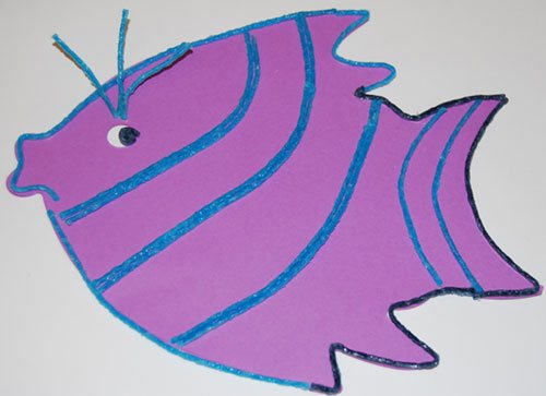 Wikki-Stix-Pout-Pout-Fish-Craft