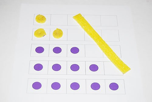 Math Counters that STICK
