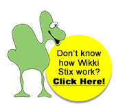 What are Wikki Stix?