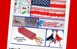 Labor Day Crafts and Activities for Kids!