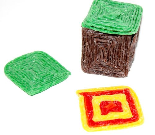 Minecraft-Magma-Block-Creation-with-Wikki-Stix