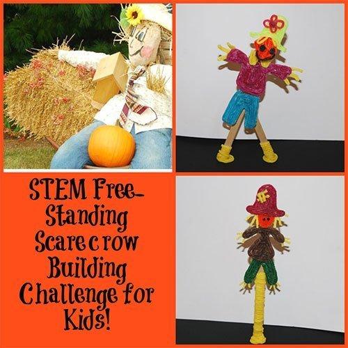 STEM Scarecrow Building Challenge