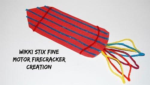 Patriotic Rocket Crafts for Kids