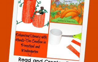 Too Many Pumpkins: Book and Pumpkin Patch Craft for Kids!