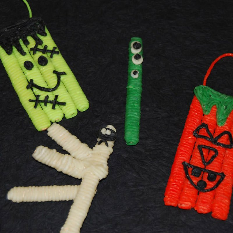 More Fun Halloween Crafts!