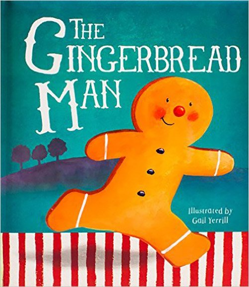 The Gingerbread Man by Parragon Books