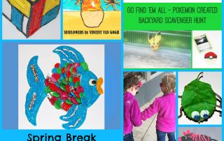 "Spring Break ""Staycation"" Ideas for Families with Kids"