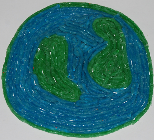 2nd Grade Earth Day Craft