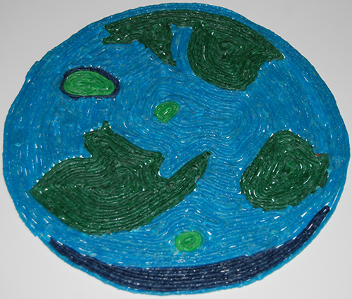 6th Grade Earth Day Craft