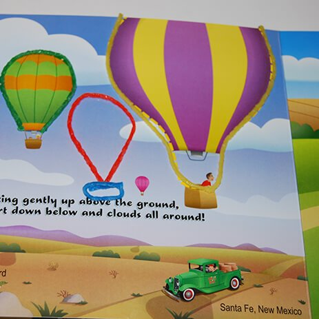 Adventures Ballon Craft