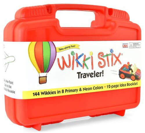 The Wikki Stix Traveler