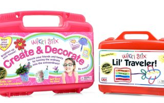 The Wikki Stix Co. Receives Prestigious Product Awards from Creative Child Magazine