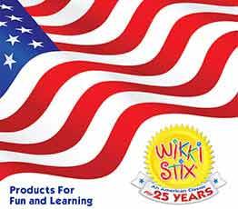 What are Wikki Stix?