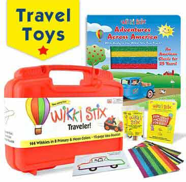 Travel Toys for Kids!