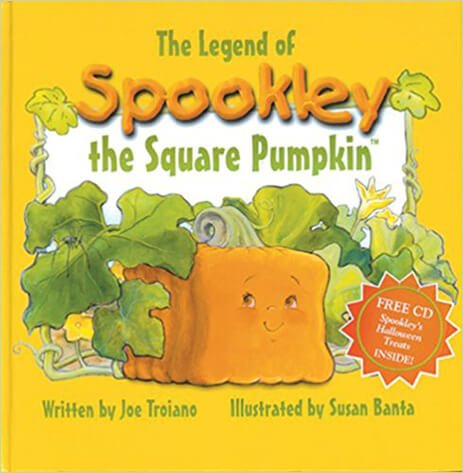 Spookley the Square Pumpkin by Joe Troiano