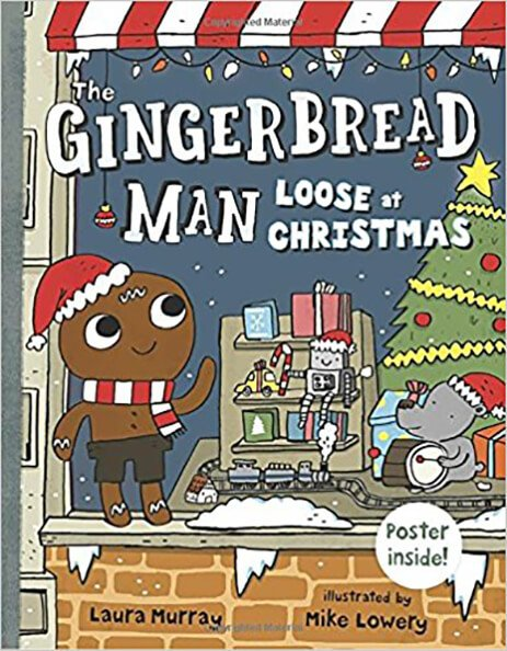 Gingerbread Man Loose at Christmas