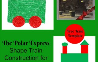 The Polar Express Craft for Kids