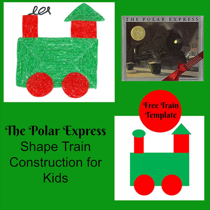 The Polar Express Shape Train
