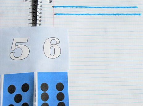 Create a Numbers Interactive Notebook