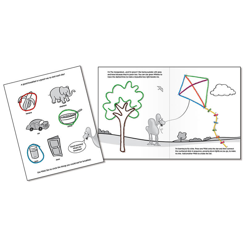 Activity Book Activities