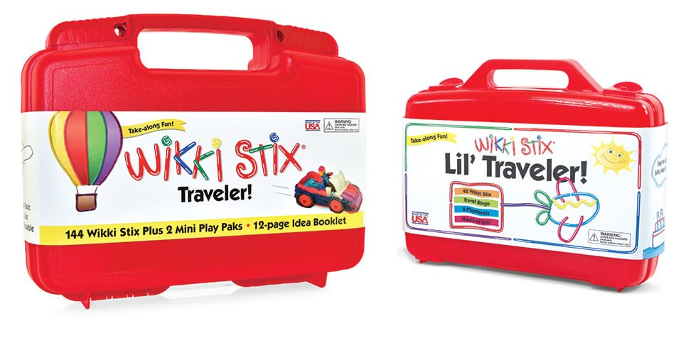 Travel Toys for Kids of all ages