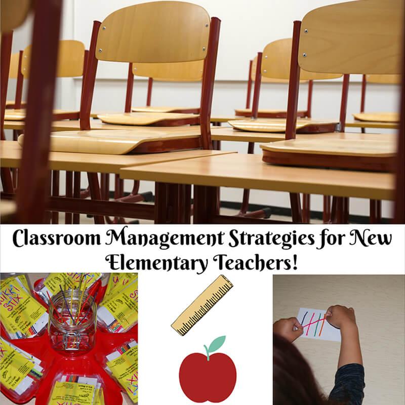 Classroom Management Strategies for New Elementary Teachers