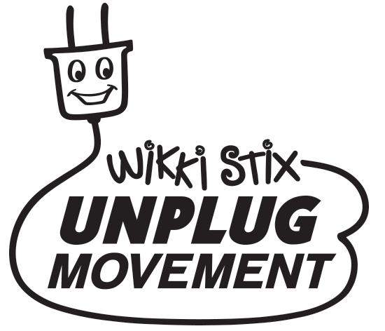 Viral News Website Needs A Playful Logo: National Unplug Movement
